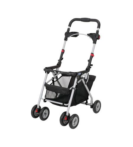 Graco SnugRide Infant Car Seat Frame in Black - Stroller Accessories ...