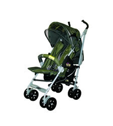 Bily™ Carro Stroller in Green