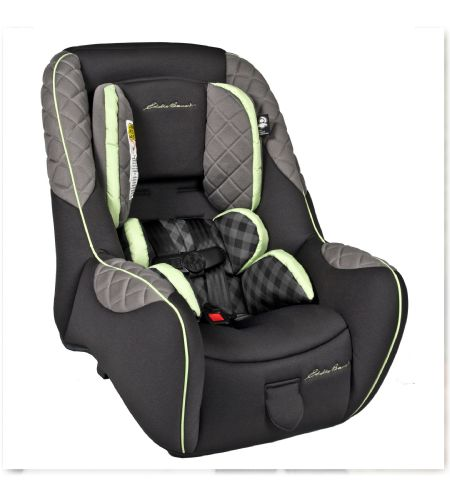 Eddie Bauer Xrs 65 Convertible Car Seat In Broadview