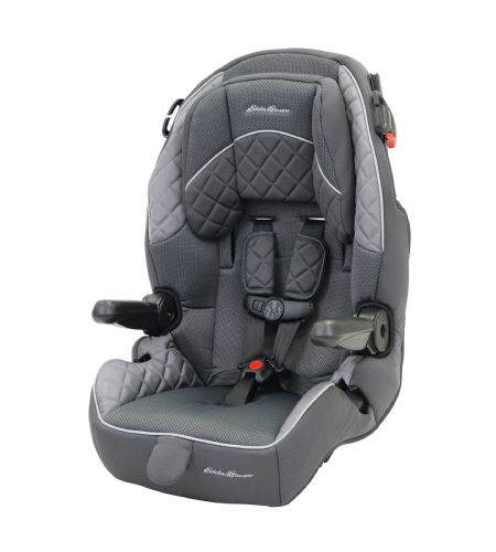 Eddie Bauer Deluxe High Back 65 Combination Car Seat In Glencoe