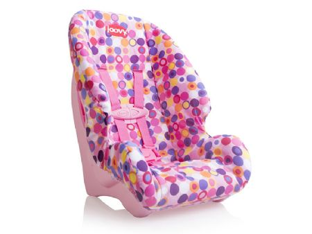 Joovy Toy Booster Car Seat Pink