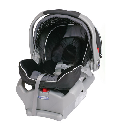 Graco SnugRide35 Classic Connect Infant Car Seat In Viceroy