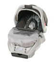 Graco® SnugRide Classic Connect Infant Car Seat in Metropolitan (MIR)
