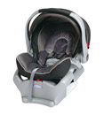 Graco Classic Connect SnugRide 35 Infant Car Seat in Flint (MIR)